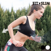 Reggiseni Sportivi AirFlow Technology Fit x Slim (pacco da 2) M