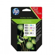 HP Hewlett Packard CARTUCCE INK 950XL/951XL-CONF.MISTA
