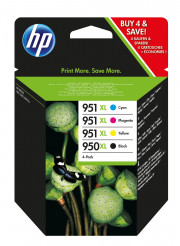 HP Hewlett Packard CARTUCCE  950XL/951XL - CONF. MISTA