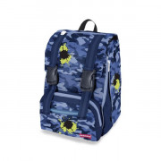 Double Backpack Splash boy  BLUE Zaini