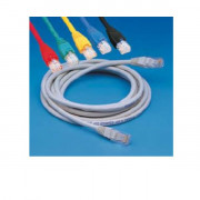 C5ES4 PATCH CORD FTP CAT.5E M4 GRIGIO