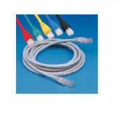 C5ES4B PATCH CORD FTP CAT.5E M4 BLU