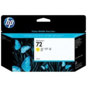 HP Networking CARTUCCIA 72 GIALLO VIVERA 130 ML