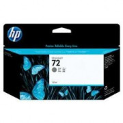 HP Hewlett Packard CART. 72  NERO OPACO VIVERA 130 ML SERIE DJ T1100