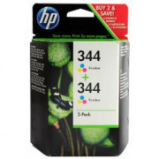 HP Networking MULTIPACK CF.2 CARTUCCE N344 TRICR.