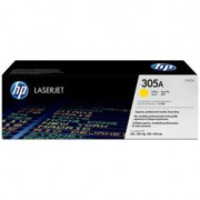 HP Networking TONER GIALLO HP 305A LASERJET
