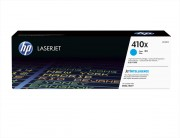 HP 410X HIGH YIELD CYAN LASER TONER