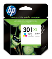 HP Networking CARTUCCIA INK 301XL TRICROMIA