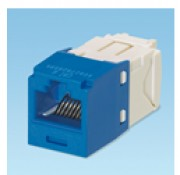 Panduit PRESA MINICOM RJ45U CAT.6 BIANCO