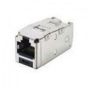 Panduit PRESA MINICOM RJ45S CAT.6 NERO