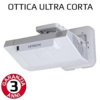 CP-AW3005 HITACHI 3LCD ULTRACORTO CON STAFFA 77 Pollici
