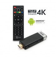 Smart Box Android 4K Ultra HD