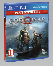 Sony PS4 GOD OF WAR HITS