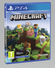 Sony PS4 MINECRAFT NEW EDITION  Ps3 Strategia