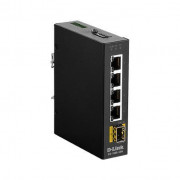 D-Link DIS-100G-5SW 5 PORT UNMANAGED SWITCH WITH 4 X CODICI 15% MARGINE