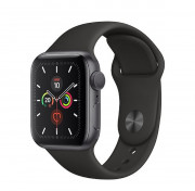 Apple MWV82TYA APPLE WATCH S5 40 SG AL BL SP GPS-ISP  IN