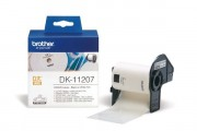 DK SINGLE LABLE ROLLS F/ QL-500/550 CD/DVD LABELS