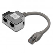 DN-93904-B CAT 5E ISDN PATCHKABEL-ADAPTER Digitus Cavi Computer / Mobile