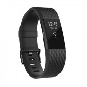 Fitbit Charge 2 Special Edition Gun Metal L