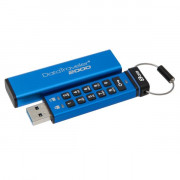 8GB DT2000 USB 3.0 256BIT AES HARDWARE ENCRYPTED