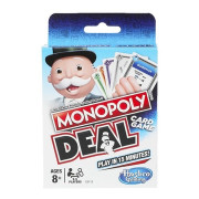 MONOPOLY DEAL Giocattolo