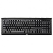 HP K2500 WIRELESS KEYBOARD TEDESCA