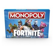 MonopolyFortnite MONOPOLY FORTNITE Giocattolo