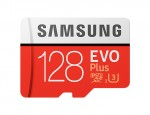 MICRO SD EVO PLUS 128GB UHS I