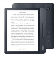 Kobo KOBO LIBRA H2O 7IN HD BLACK COMFORTLIGHT PRO WATERPR BLACK  IN
