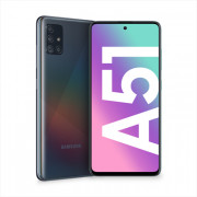 GALAXY A51 PRISM CRUSH BLACK TIM