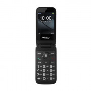 Wiko WIKO F300 BLACK FEATURE PHONE  IN