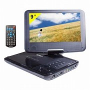 "MAJESTIC LETTORE DVD/MPEG4 9"" LCD"