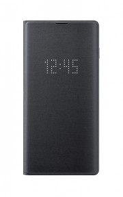 EF-NG973PBEGWW LED VIEW COVER BLACK GALAXY S10