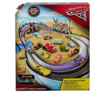 CARS FLORIDA SPEEDWAY TRACKSET Giocattolo