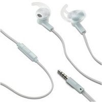 SPORT EARPHONES 3.5MM WHITE