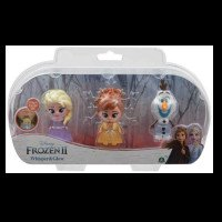 Frozen 2 Whisper & Glow 3d Fig