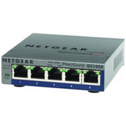 5-PORT PROSAFE PLUS SWITCH GS105EV2