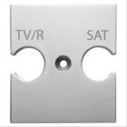SUPPORTO PRESE COMBINATE TV-R-SAT C