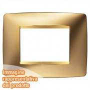 PLACCA ONE  4P ORO