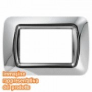 PLACCA 3 POS.CROMO SOFT TOP SYSTEM