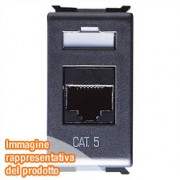 CONNETTORE DATI RJ45 CAT.5E FTP