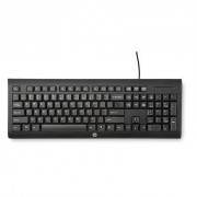 HP Hewlett Packard H3C52AA HP K1500 WIRED KEYBOARD PC TASTIERE E MOUSE CONSUMER
