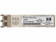 HP X121 1G SFP LC SX TRANSCEIVER (PPE)                IN