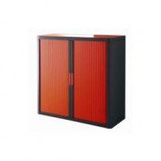 EASY OFFICE MOBILE 1MT ROSSO+NERO ANTE SCORREVO