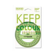 KEEP COLOUR Goniometro 360° 12 CM Fluo Righelli