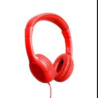 Celly WIRED HEADPHONE [KIDS] + STICKER RD