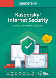 Kaspersky INT. SEC. 2020 ita 1User 1Y R.