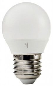 LED BULB E27 6 WATT 4000 PLUS