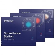 Synology LICENSE-PACK-8 CAMERA LICENSE PACK 8 LICENZE FISICHE