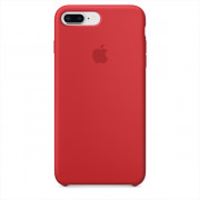 iPHONE 8 PLUS/7 PLUS SILICONE CASE - (PRODUCT)RED